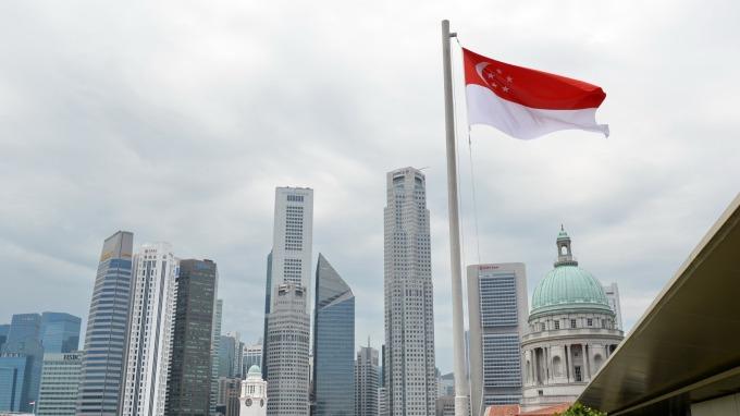 新加坡發布:新冠病毒與SARS同級「橙色警戒」(圖片:AFP)