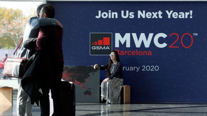 Sony、亞馬遜相繼退出MWC 2020 Sony新品發布改線上直播 (圖:AFP)