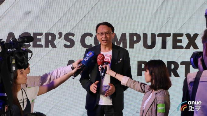 衝刺電競商機,宏碁去年電競筆電銷售量奪泛美地區冠軍。(鉅亨網資料照)