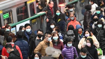 新冠肺炎僅短空?野村:3個理由 你不該退出亞股。(圖:AFP)