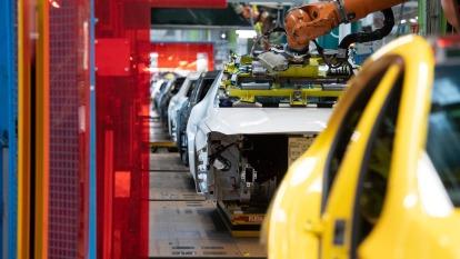 受貿易戰影響 去年美國企業機器人安裝數創2015年來首見下滑 (圖片:AFP)