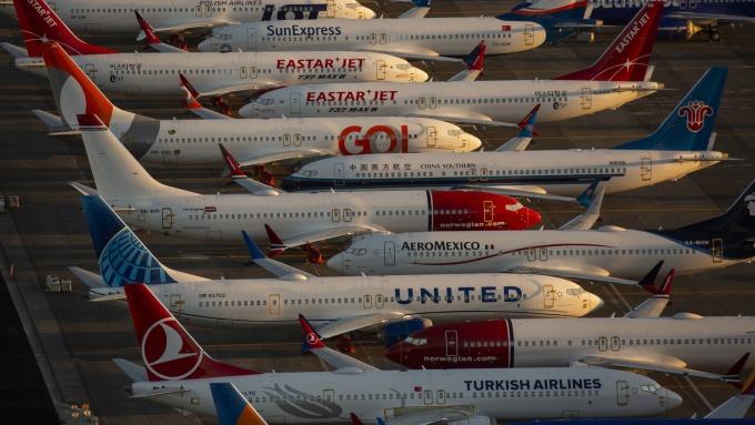 波音:東南亞未來20年內新飛機需求高達4500架  (圖片:AFP)