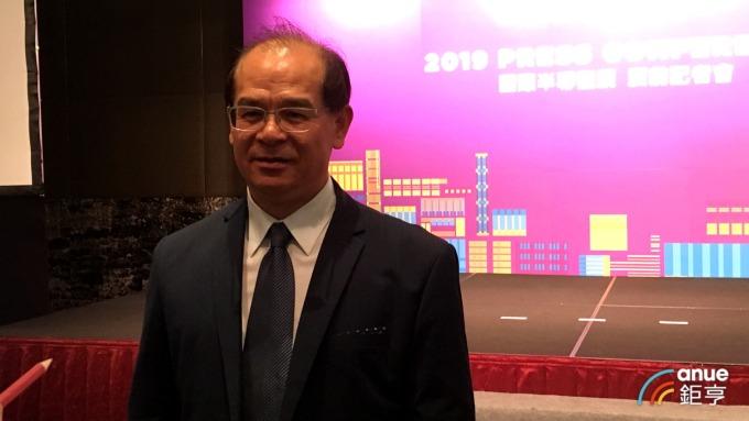 穩懋總經理陳國樺。(鉅亨網資料照)