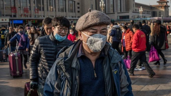 武漢肺炎疫情更新:湖北更改計算方式 罹病人數激增14840例 (圖:AFP)