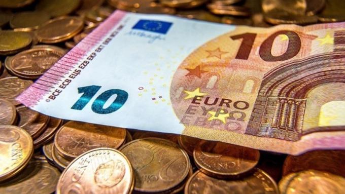 投行估ECB Q2再降息10基點 歐元1.07就守不住了?(圖:AFP)