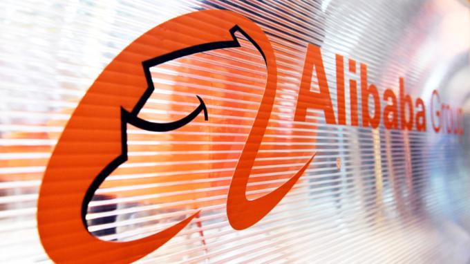 阿里Q3營收、月活躍用戶超預期 阿里雲營收首破人民幣100億  (圖:AFP)