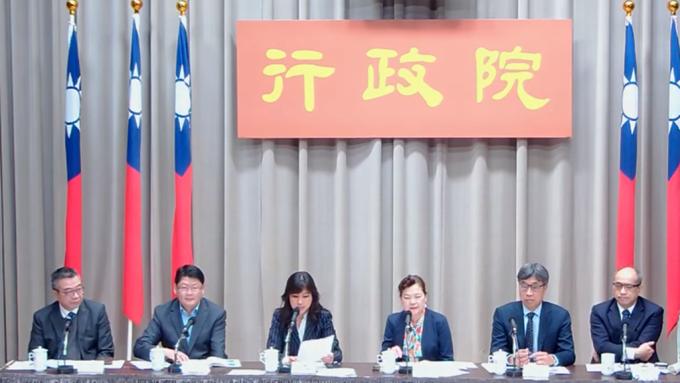 疫情升溫,國發會盤點台灣五大產業受衝擊最大。(圖:擷取自行政院)
