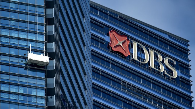 星展CEO:受武漢疫情影響 預期今年銀行營收將下滑1-2% (圖:AFP)