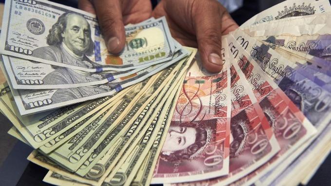 通膨回溫 美元續漲 武漢病例暴增 推升避險日圓 歐元走弱 (圖片:AFP)