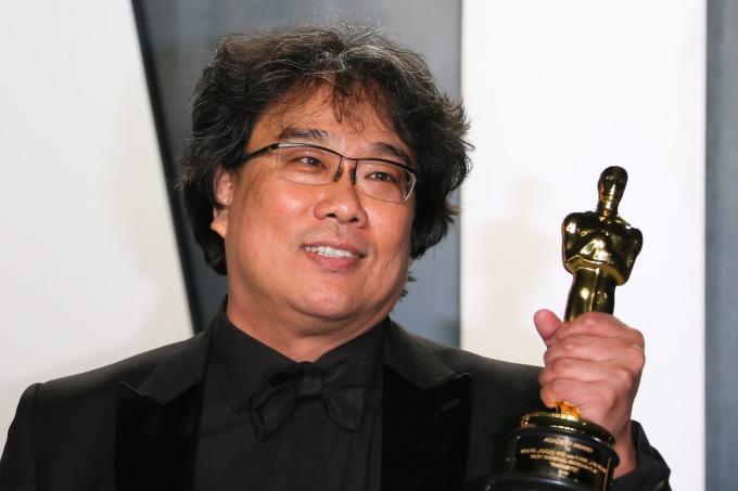 南韓導演奉俊昊 (圖片:AFP)