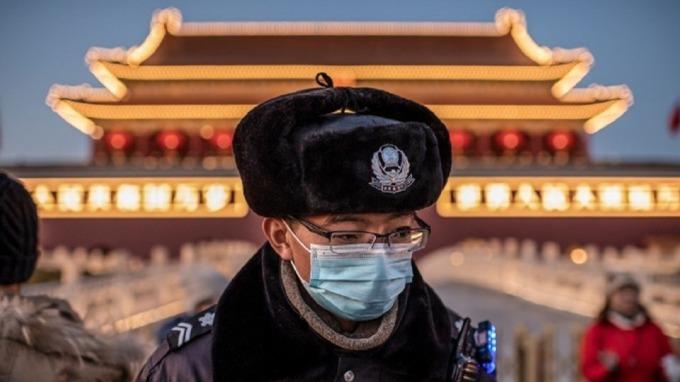 病毒疫情對中國經濟造成影響,今年中國公司債違約率將進一步上升。(圖:AFP)