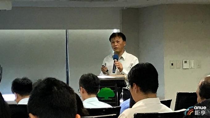 致伸財務長蕭英怡。(鉅亨網資料照)