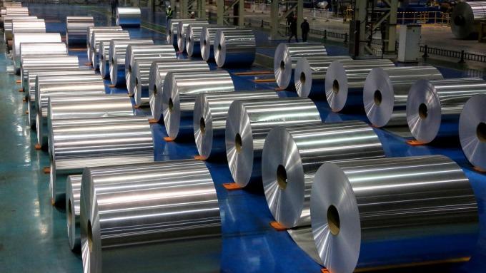 歐盟啟動反傾銷調查 或對中國鋁出口商課徵關稅  (圖:AFP)
