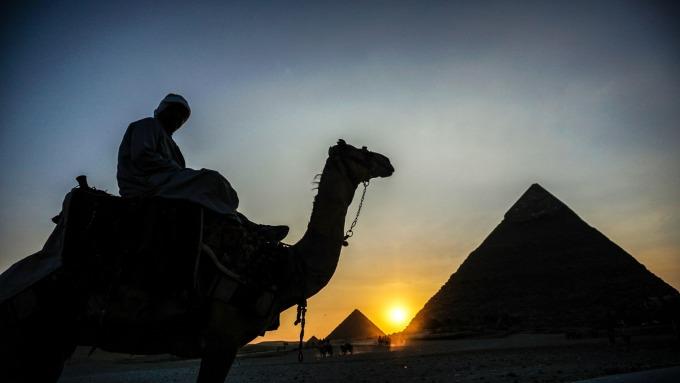 非洲淨土淪陷!埃及首傳確診案例 (圖片:AFP)