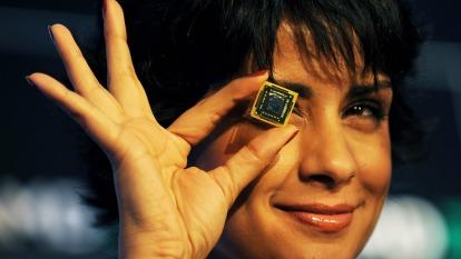 遊戲業務利多 AMD獲二度調升目標價(圖片:AFP)