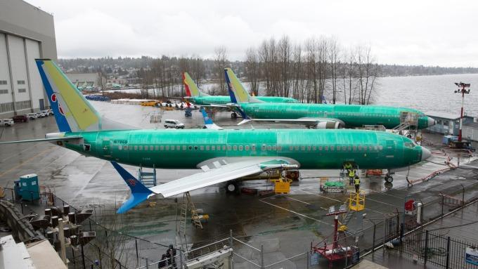 波音提出解決737 Max線束方案 但美航空業今夏仍全面停飛(圖:AFP)