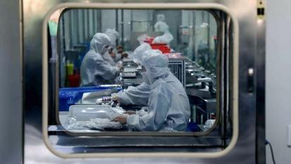 武漢肺炎擾了一池春水 MWC、SEMICON等重大展覽取消一覽。(圖:AFP)