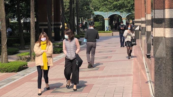 疫情當前,台北市府祭出稅務分期、盼共渡難關。(圖/彥星提供)