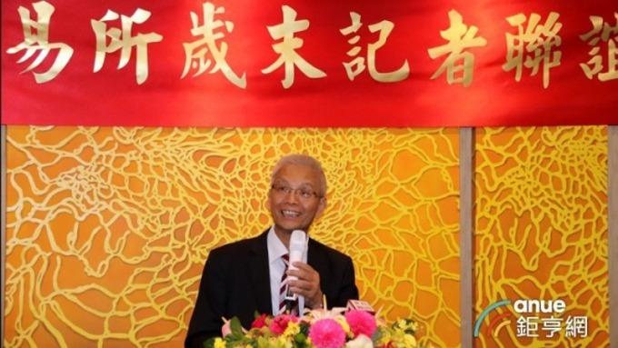 〈快訊〉期交所董事長、前財政部長許虞哲去世 享壽67歲。(鉅亨網資料照)