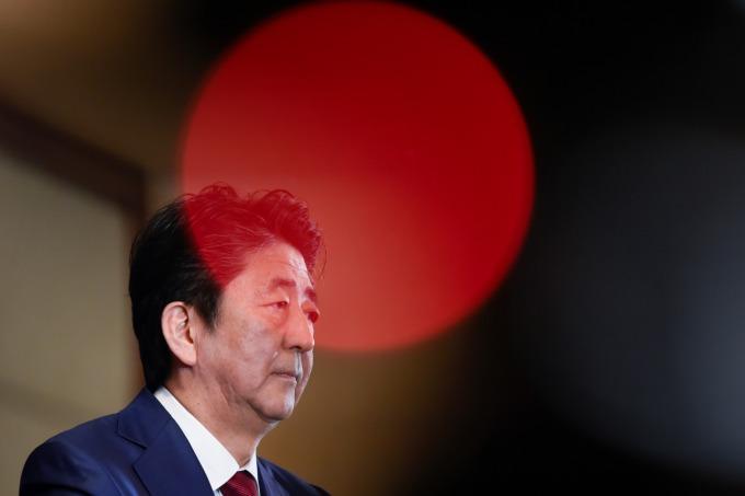 日本首相安倍晉三 (圖片:AFP)