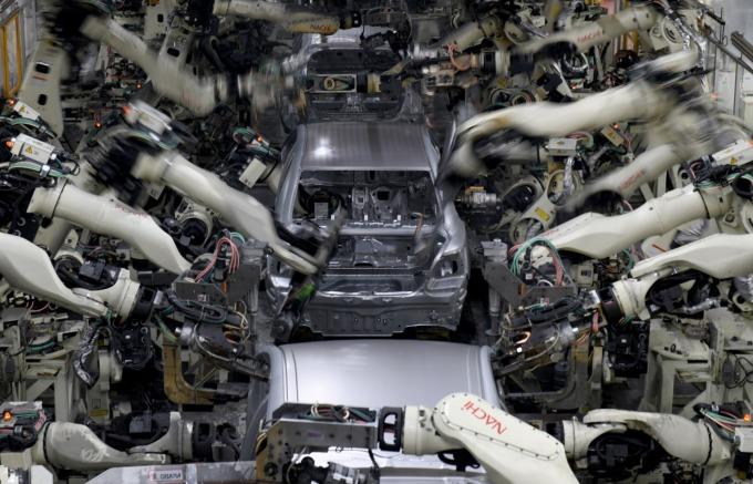 日產再延中國工廠復工日 多家車廠產能無法全開 (圖片:AFP)