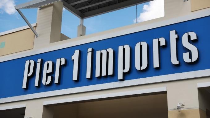 美國零售業仍處寒冬 Pier 1申請破產尋求出售  (圖:AFP)