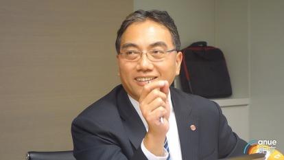 仲量聯行董事總經理趙正義。(鉅亨網記者張欽發攝)