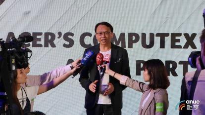 宏碁董事長陳俊聖。(鉅亨網資料照)