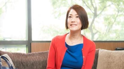 宏泰人壽直營業務部副總張秀娟。(圖:宏泰人壽提供)