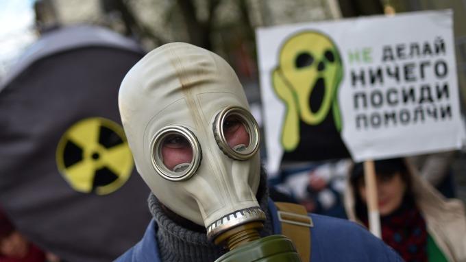 武漢肺炎堪比車諾比核災?華爾街:最糟糕的時刻尚未到來。(圖片:AFP)