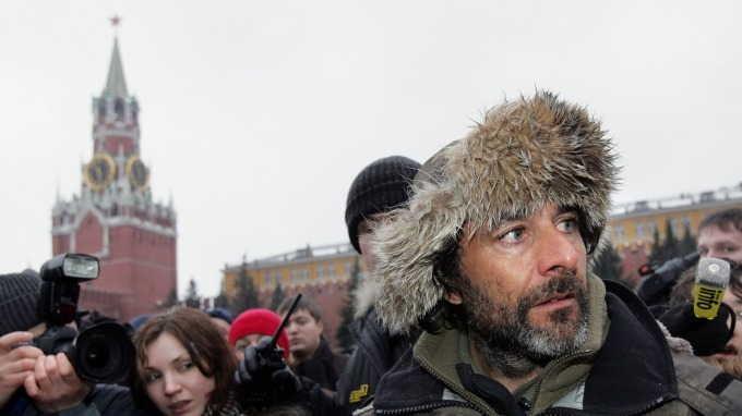 俄羅斯封關 全面禁止中國公民入境。(圖片:AFP)