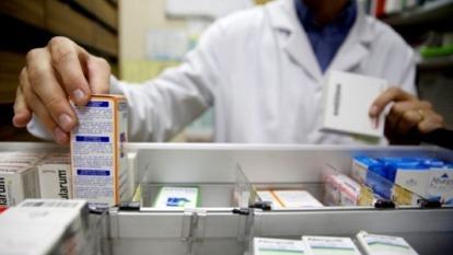 武漢肺炎疫情可能擾亂全球藥品供應。(圖:AFP)