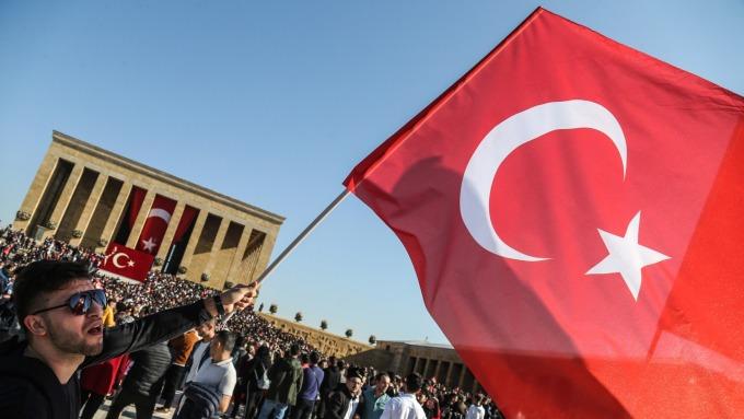 連六降!土耳其央行降息兩碼 符合市場預期  (圖:AFP)