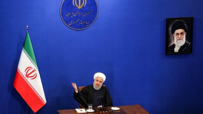 中東首現新冠死亡病例 伊朗2例確診宣告不治。(圖片:AFP)