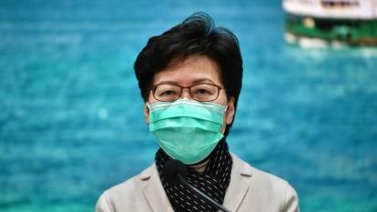 香港報出第2例武漢肺炎死亡 美CDC升起赴港旅遊警示(圖片:AFP)