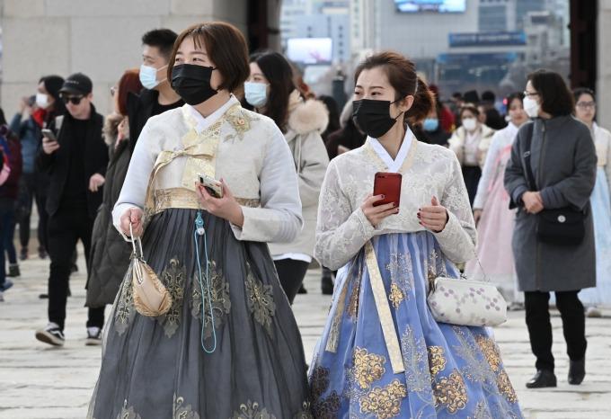 南韓教堂爆出群聚感染 有 37 人與第 31 例有關 (圖片:AFP)