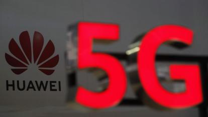 美國繼續向英德施壓 要求5G網路必須排除華為(圖:AFP)