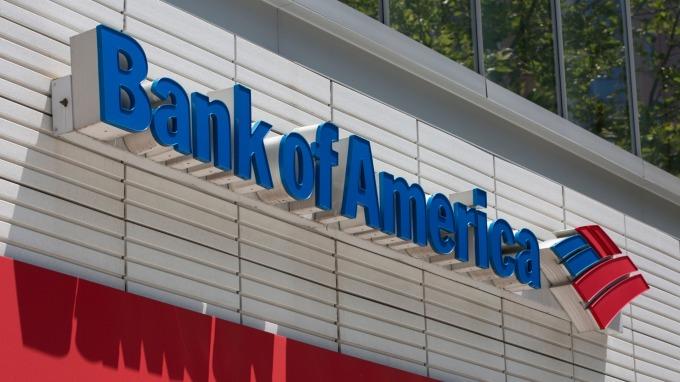 美銀:美國若負利率 恐為銀行業帶來營運風險  (圖片:AFP)