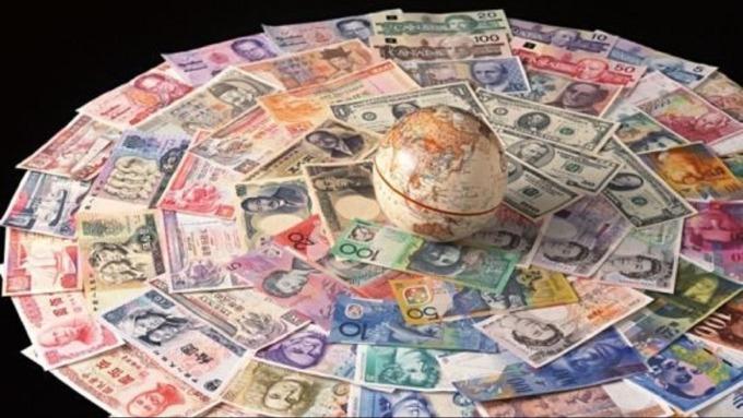 疫情擴大重創亞洲貨幣 韓元、新幣遭點名疫情下的輸家。(圖:AFP)