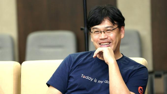 東森寵物雲董事長陳安祥。(圖:東森提供)