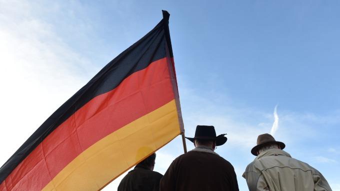 德國2月製造業PMI意外走揚  (圖:AFP)