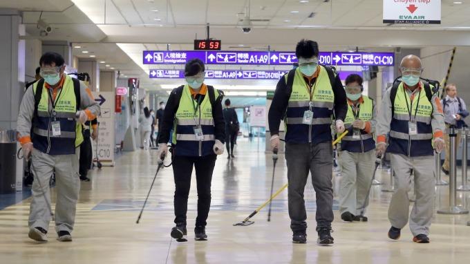 航空、機場業助防疫 交通部加碼紓困經費至48.63億元。(圖:AFP)