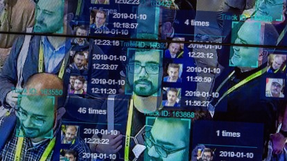 無所遁形!莫斯科採人臉辨識技術偵查檢疫者 (圖:AFP)