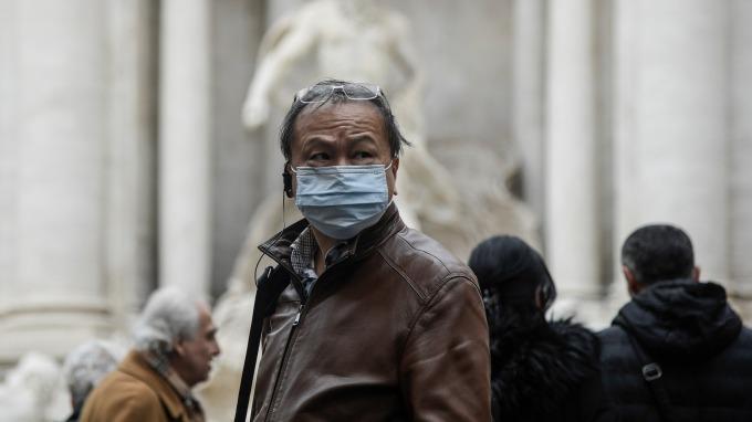 義大利也失守! 疑群體感染一日暴增16例(圖片:AFP)
