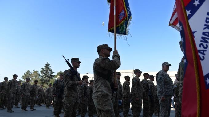 終結18年戰爭!美國將與塔利班簽和平協議。(圖片:AFP)
