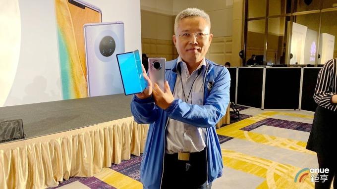 華為技術台灣總代理訊崴技術總經理雍海。(鉅亨網資料照)
