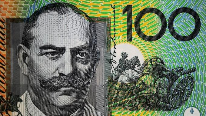 拜利率創新低所賜 澳幣扮演角色正在大幅翻轉(圖:AFP)