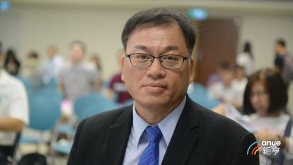 :岱稜科技執行長李顯昌。(鉅亨網記者張欽發攝)
