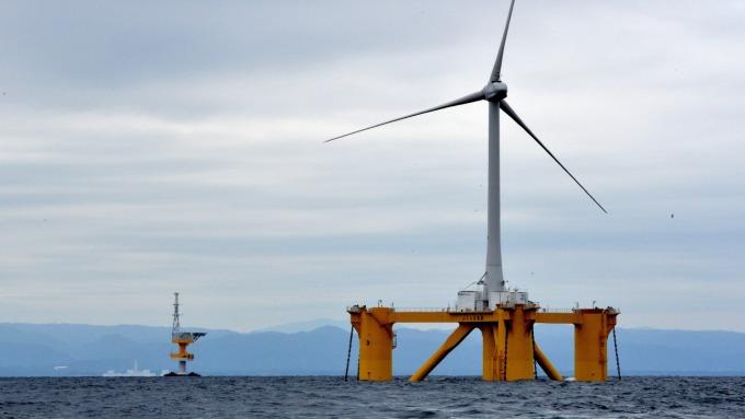 投審會拍板 CIP再加碼投資離岸風場近70億元。(圖:AFP)