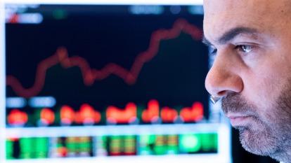 週一美股拋售背後的真正原因。(圖片:AFP)